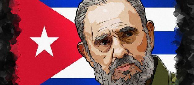 Omaggio a Fidel (di Lia De Feo)