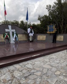 Mattarella a Cefalonia: «Evitare ogni rischio di ricadere negli errori del passato»